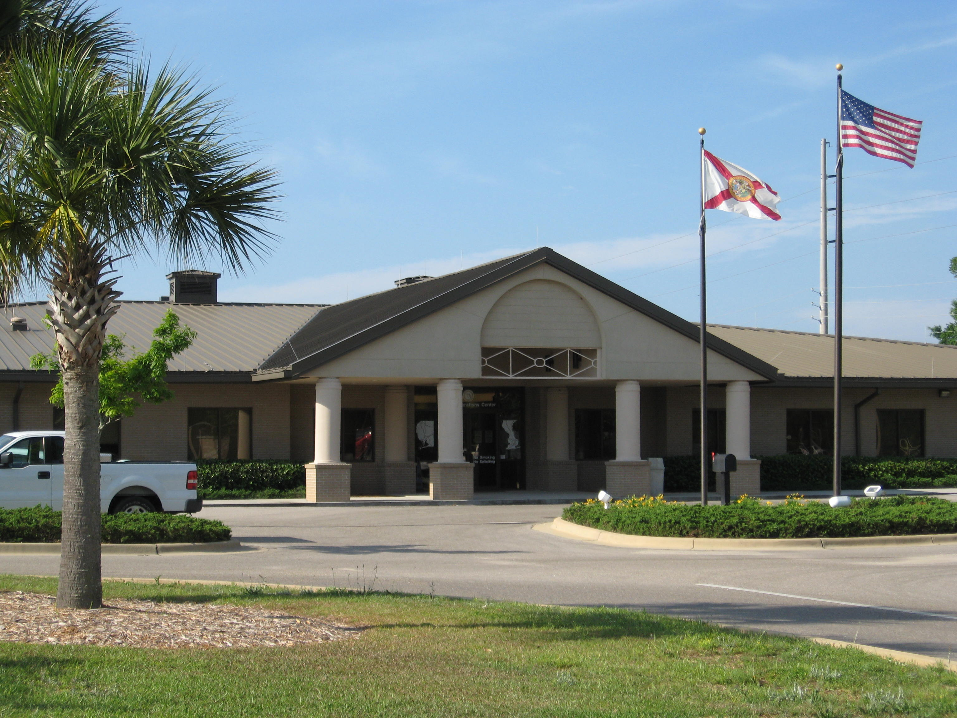 FDOT office in Milton