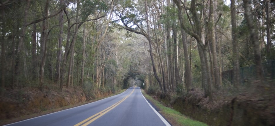 Northwest Florida Roads home page banner image