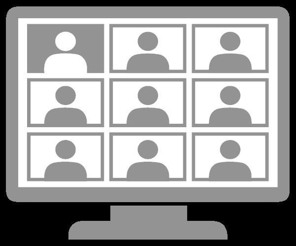 virtual meeting image